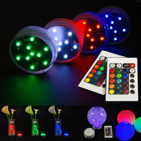 LED RGB Sumergible
