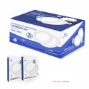 Pack 2 Downlight LED Empotrables 18W